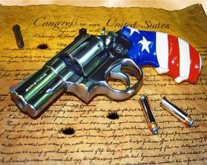 Flag Gun