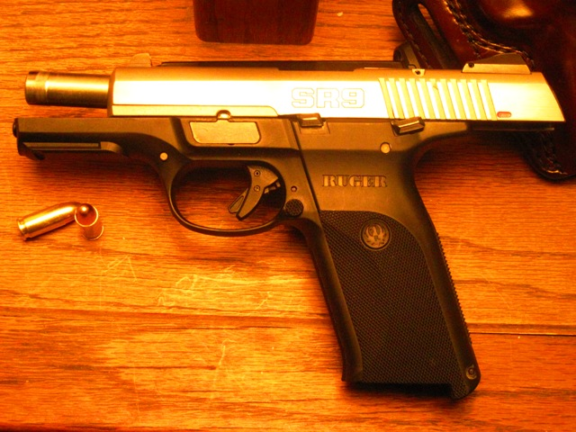 Ruger SR9 Gun Review   Gun Enthusiast Speaks